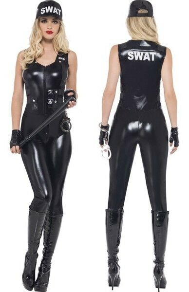 Women S Swat Halloween Costume