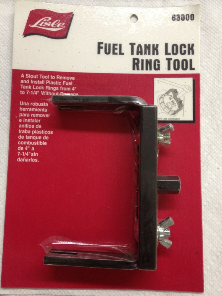 Lock Ring Tool For Fuel Pump