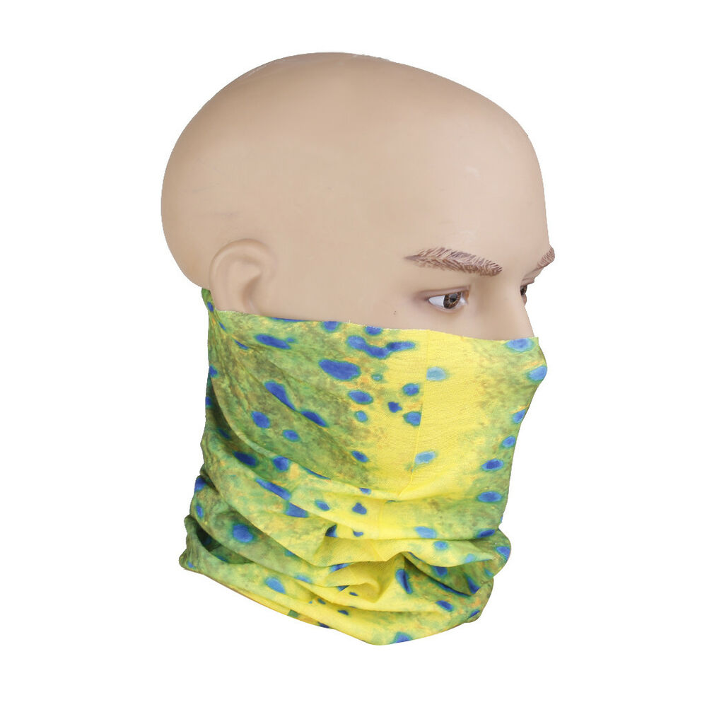 fishing headwear scarf bandana multifuction headwear uv