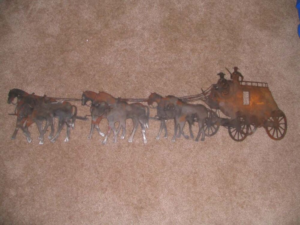 Western Stagecoach Paintings for Sale  |Large Western Stagecoach Art