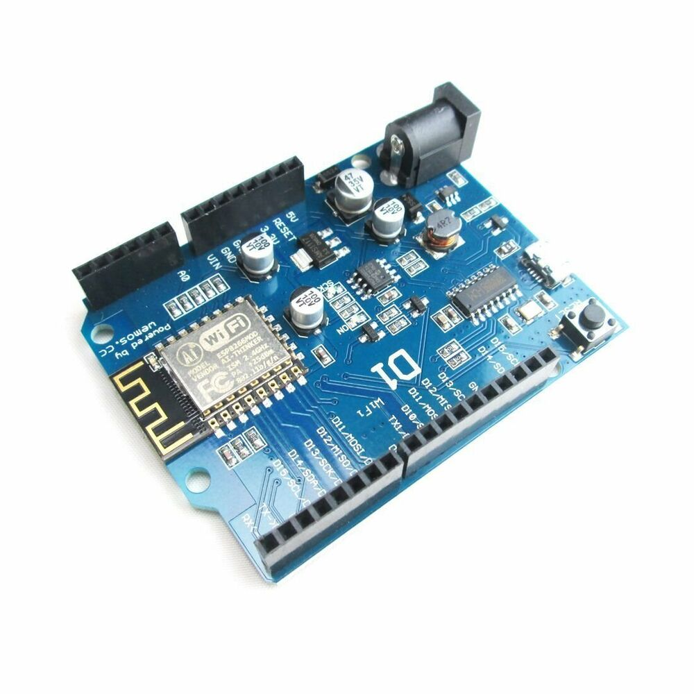 2 Way Lighting Circuit Control With Blynk And Feedback Updates Led Work Light Wiring Diagram Besides 12 Volt Switch Ota Wemos D1 Ch340 Wifi Development Board Esp8266 Esp 12f For Arduino Uno R3 Ide