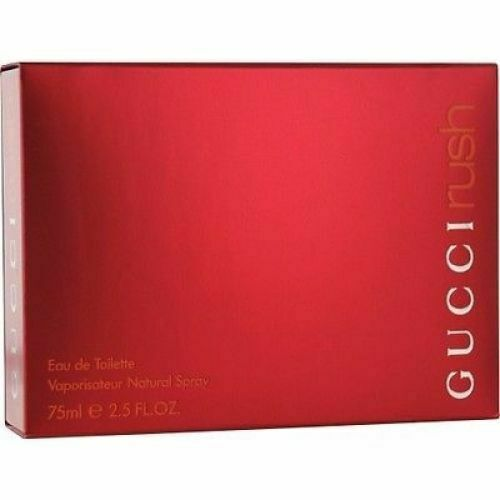 Gucci Rush Perfume for Women edt 2.5 oz Brand New In Box