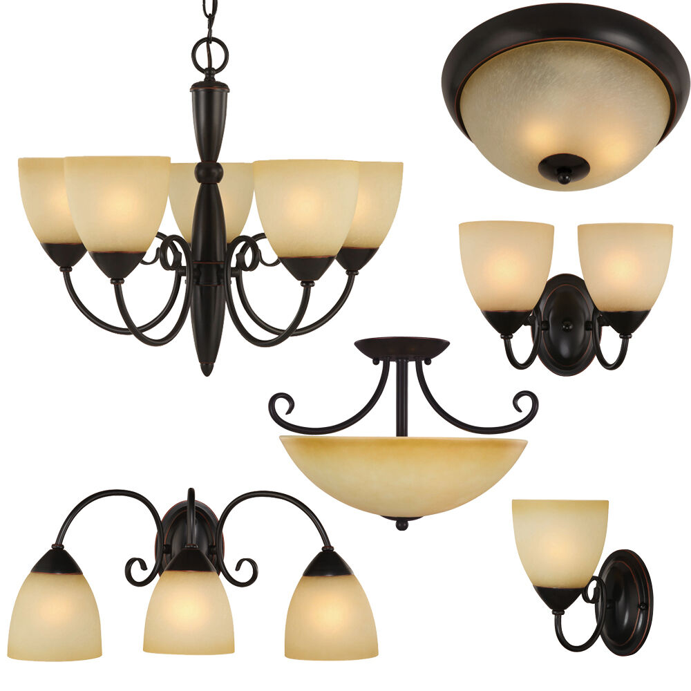 Oil rubbed bronze bathroom vanity ceiling lights - Brushed bronze bathroom light fixtures ...