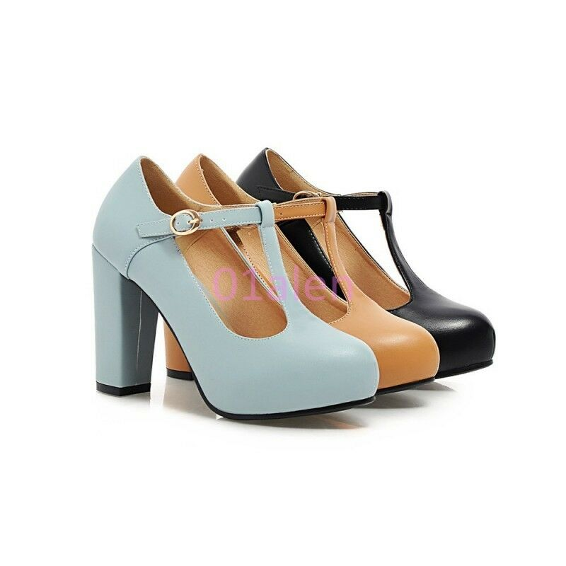 T Bar Shoes Suede