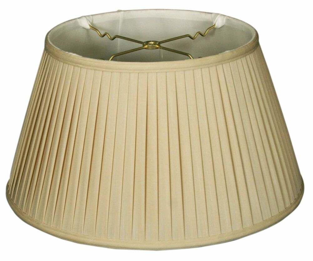 Side Wall Lamp Shades : Side Pleat Basic Lamp Shade (BS-720) eBay