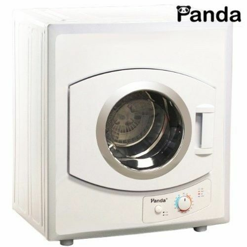 Apartment Washer And Dryer: Panda Compact Apartment Size Portable Dryer 8.8lbs/2.65cu