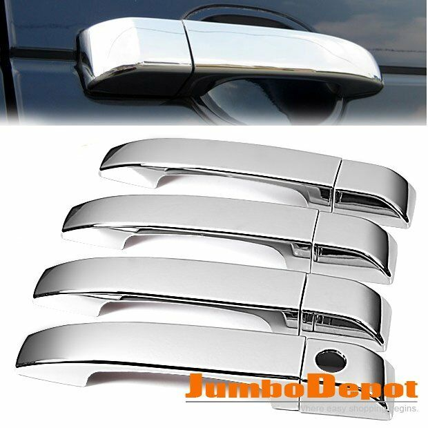 2010 Land Rover Lr2 Exterior: For 2006-2009 Land Rover Range Rover HSE Chrome Side Door