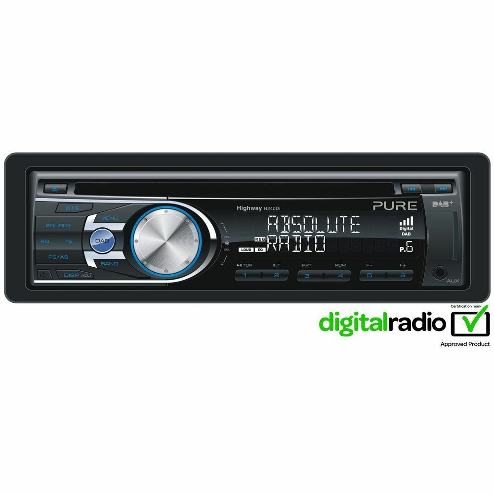 iphone car radio dab radio car headunit stereo cd player with iphone 11701