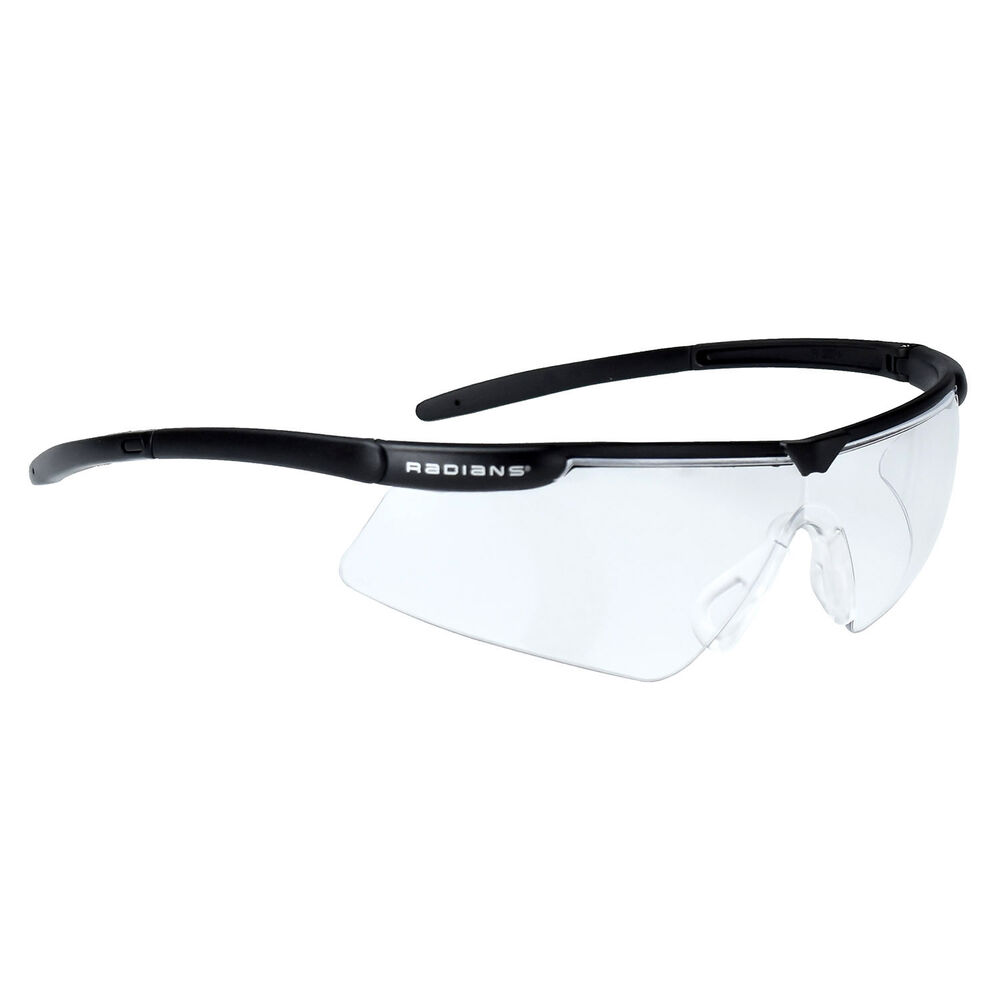 radians t72 clear lens shooting safety glasses motorcycle