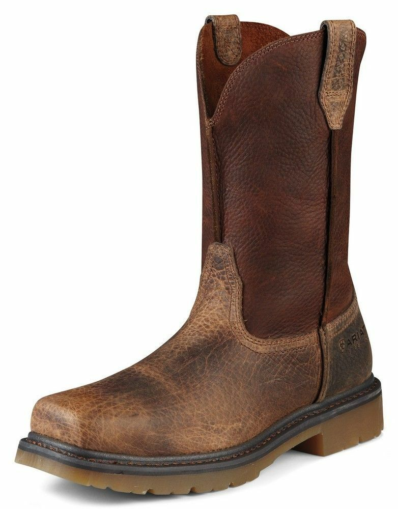 Mens Ariat Rambler Steel Toe Work Boots 10008642 Many