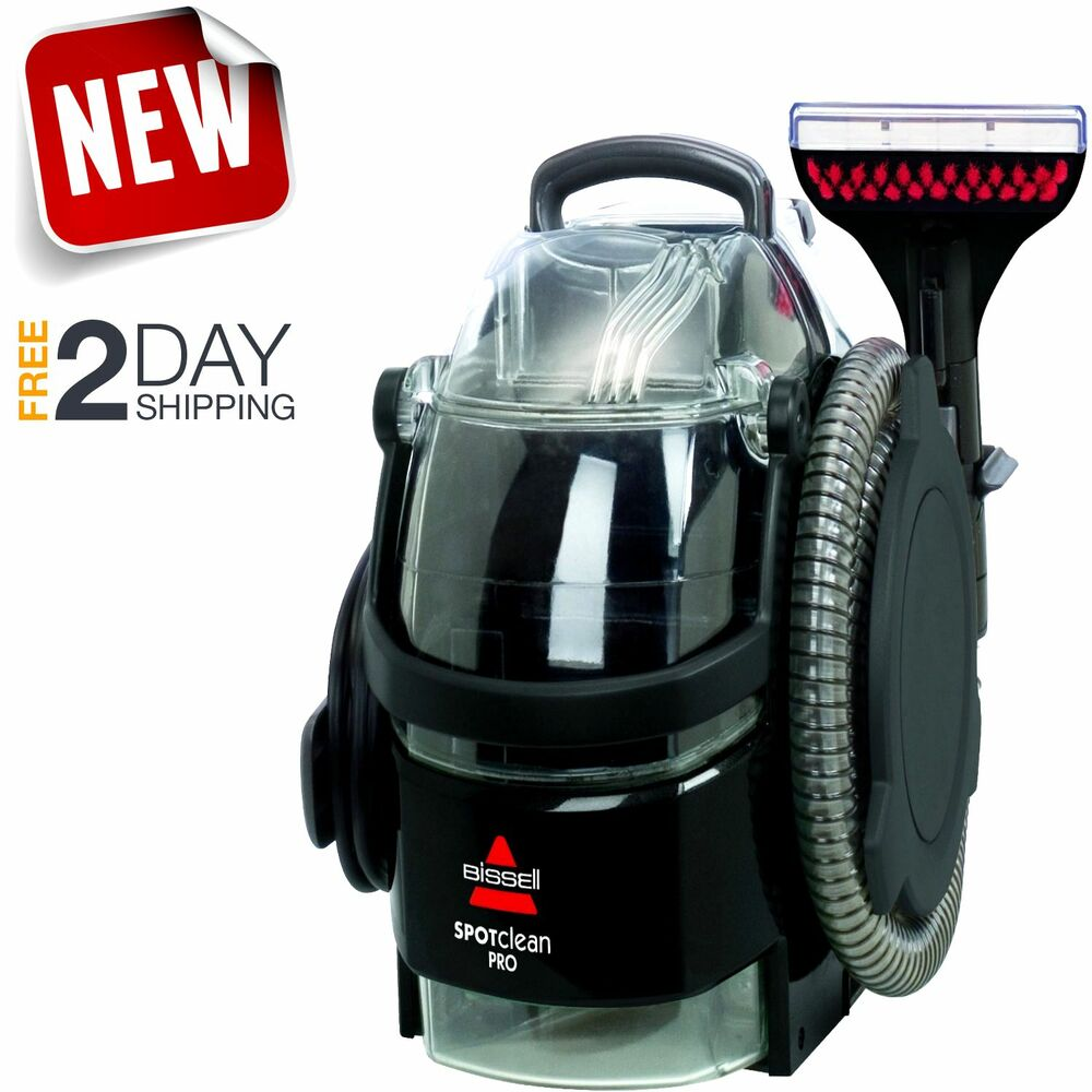 bissell spot clean pro heat new bissell spotclean portable cleaner carpet brand auto 7826