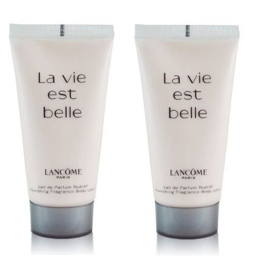 lancome la vie est belle nourishing fragrance body lotion. Black Bedroom Furniture Sets. Home Design Ideas