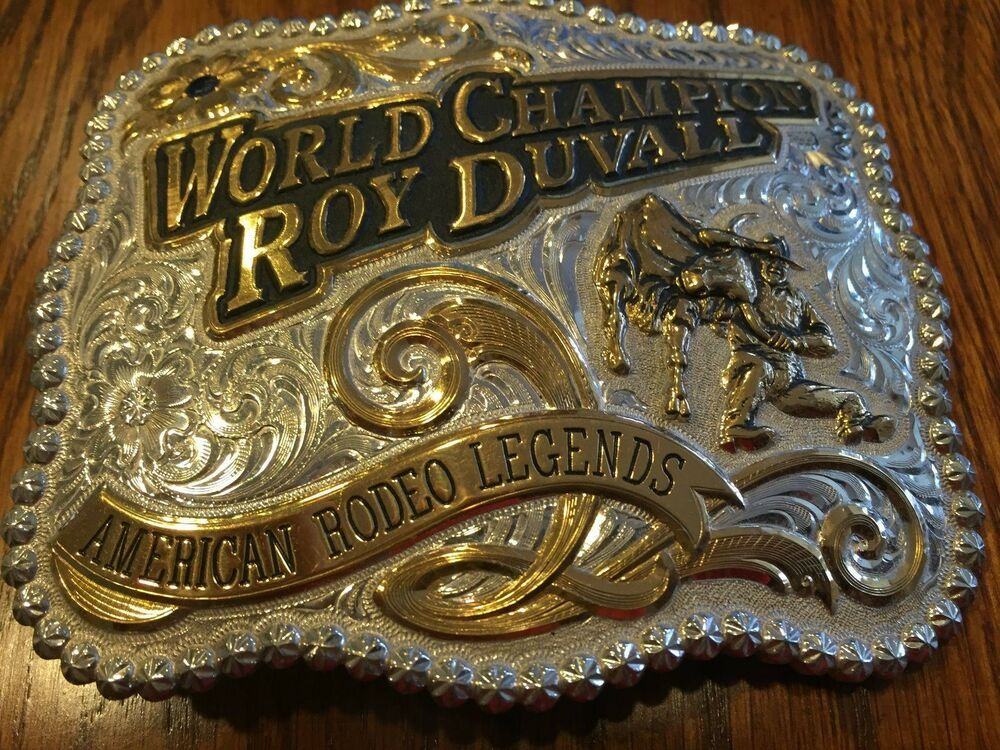 Roy Duvall World Champion American Rodeo Legends