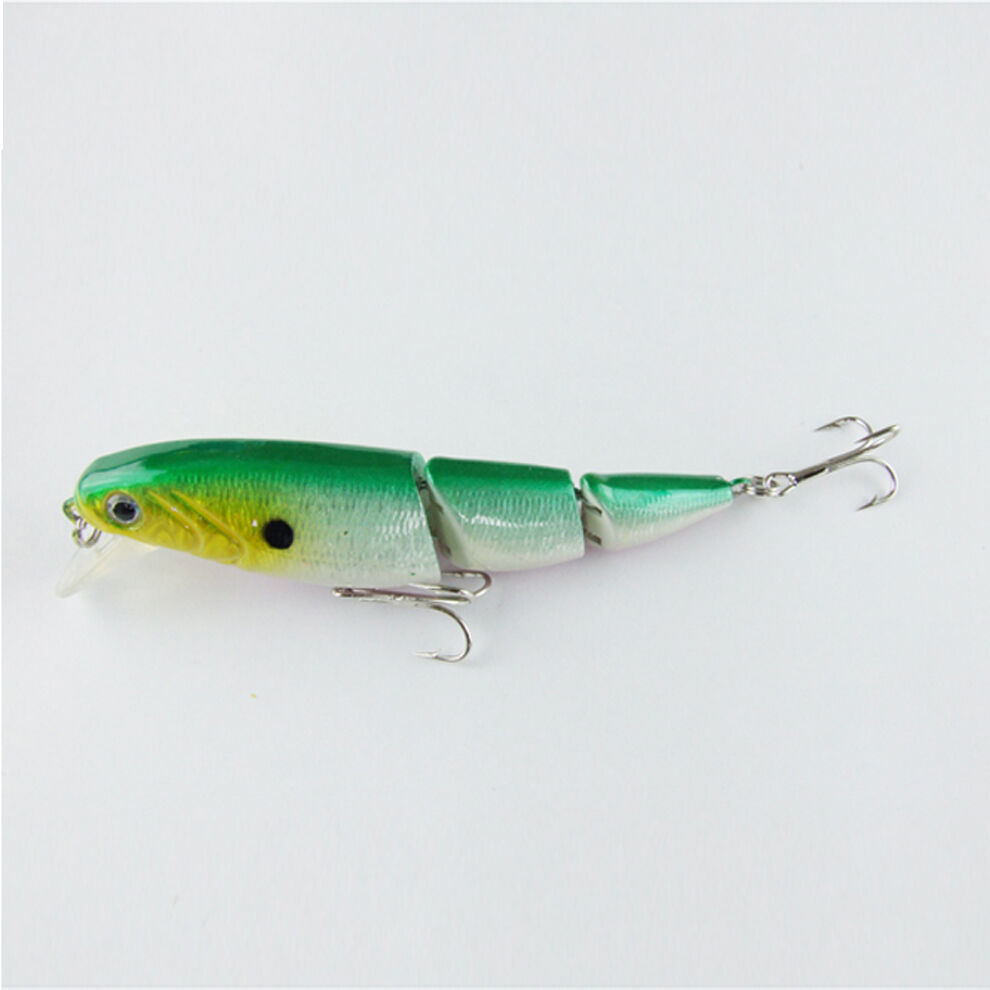 New 1pcs Fishing Lures Spinner Baits Crankbait Assorted ...