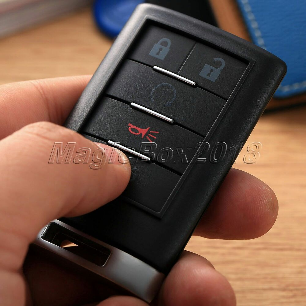 Replace Keyless Entry Remote Car Key Fob For Cadillac CTS