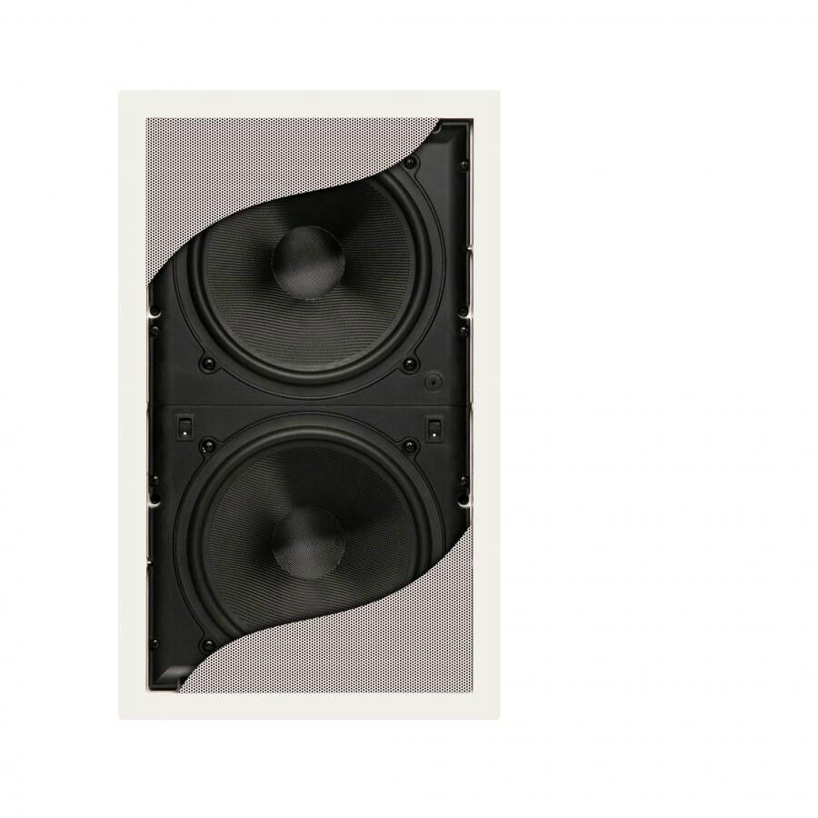 Psb Cws8 Passive In Wall Subwoofer Dual 8 Big Bass Without