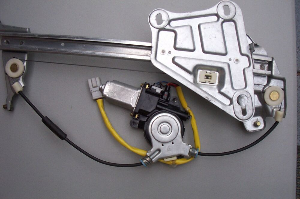 2000 09 honda s2000 window motor regulator passenger for 2000 honda accord driver side window