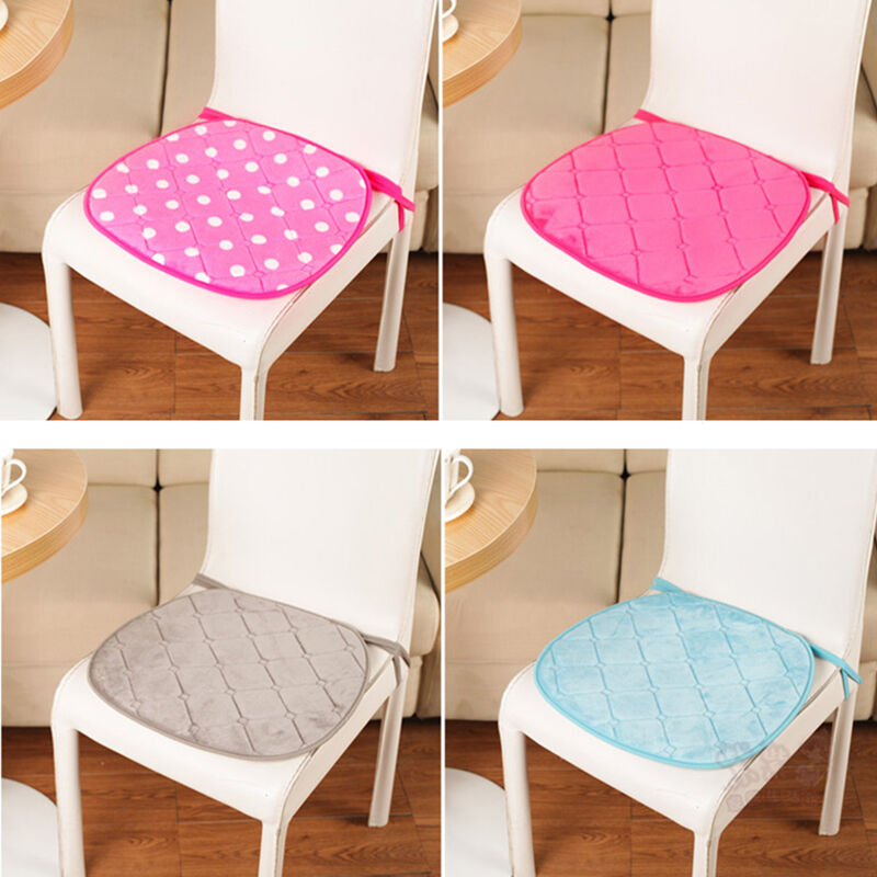 indoor dining garden square patio home office chair seat pads cushion