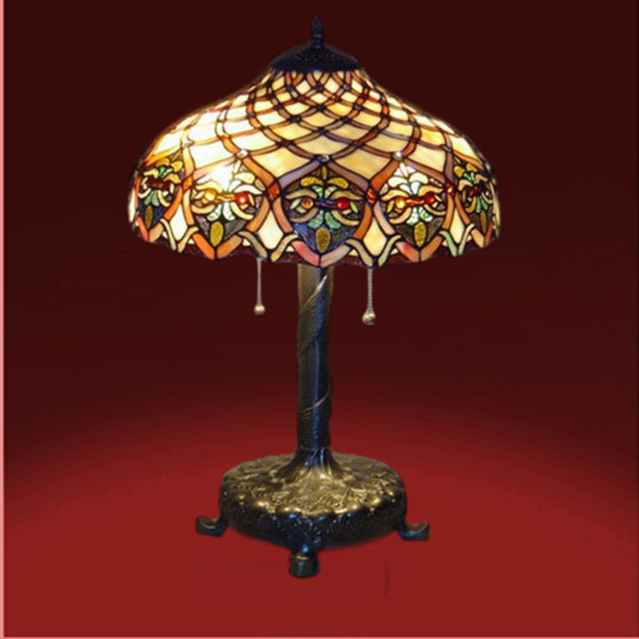 Tiffany Lamp Tiffany Style Table Lamp Reading Lamp