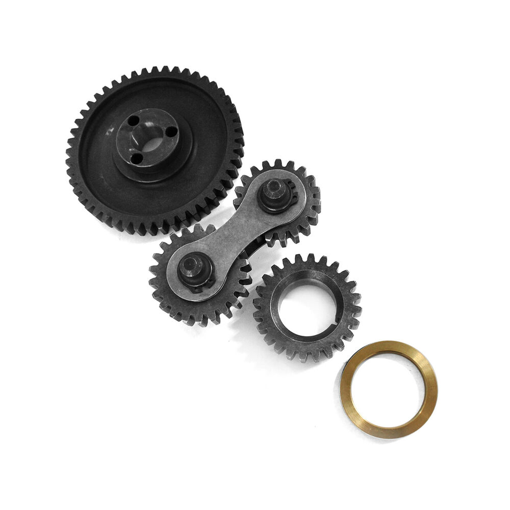 Ford 302 351C Cleveland Dual Idler Noisey Timing Gear