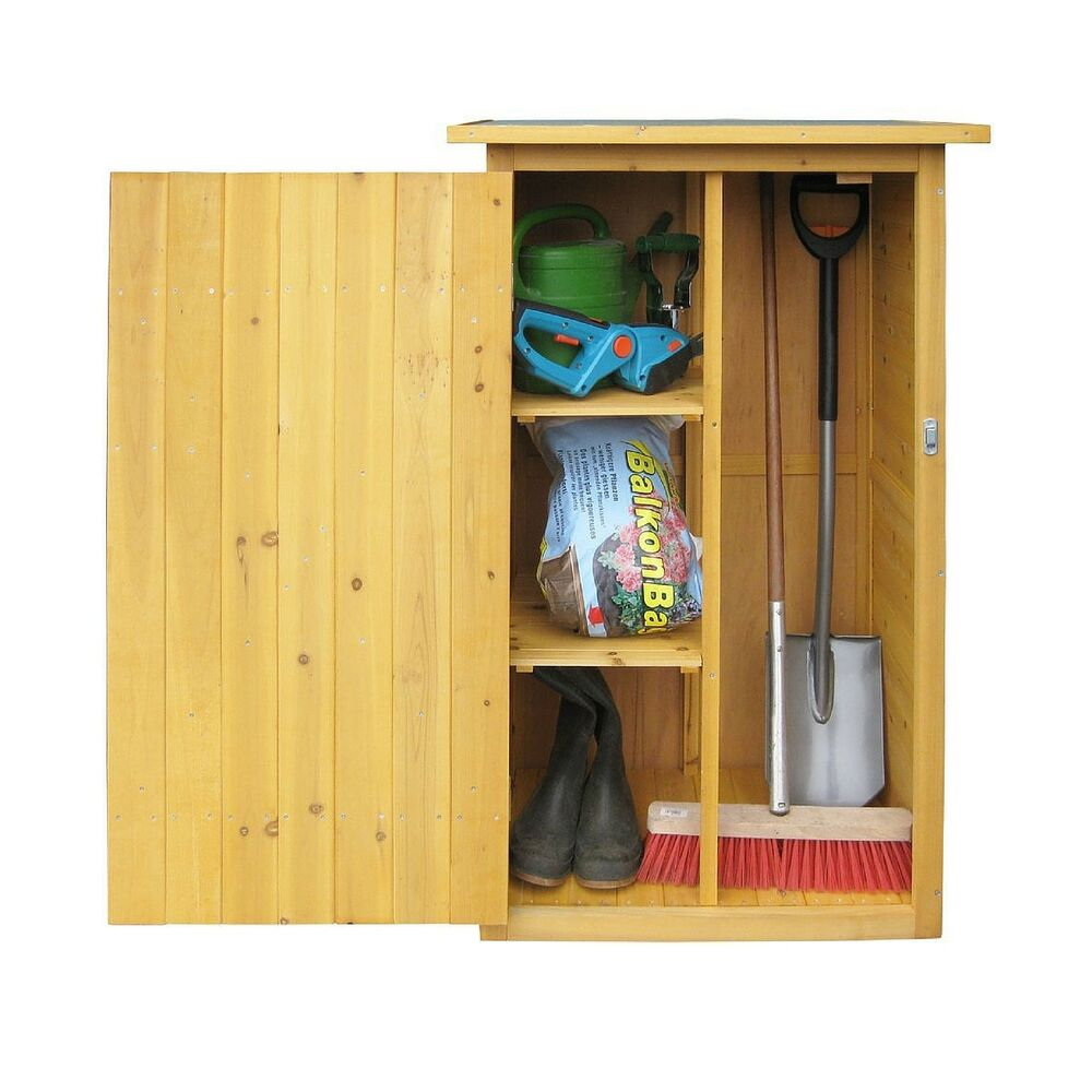 tool shed wooden store mini small outside storage flat. Black Bedroom Furniture Sets. Home Design Ideas