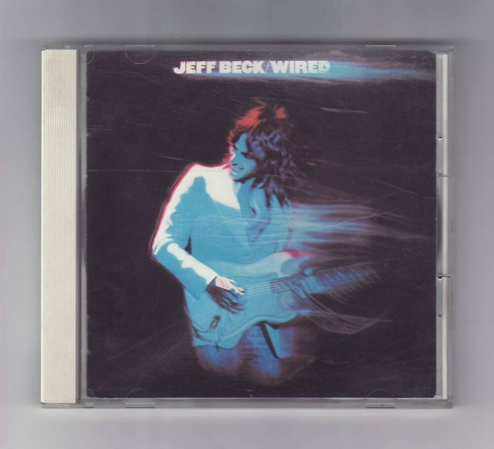 CD) JEFF BECK - Wired / Japan Import / 25-8P-5198 4988010235659   eBay