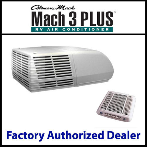 Coleman Mach3 13 500 Btu White Rv Air Conditioner Non