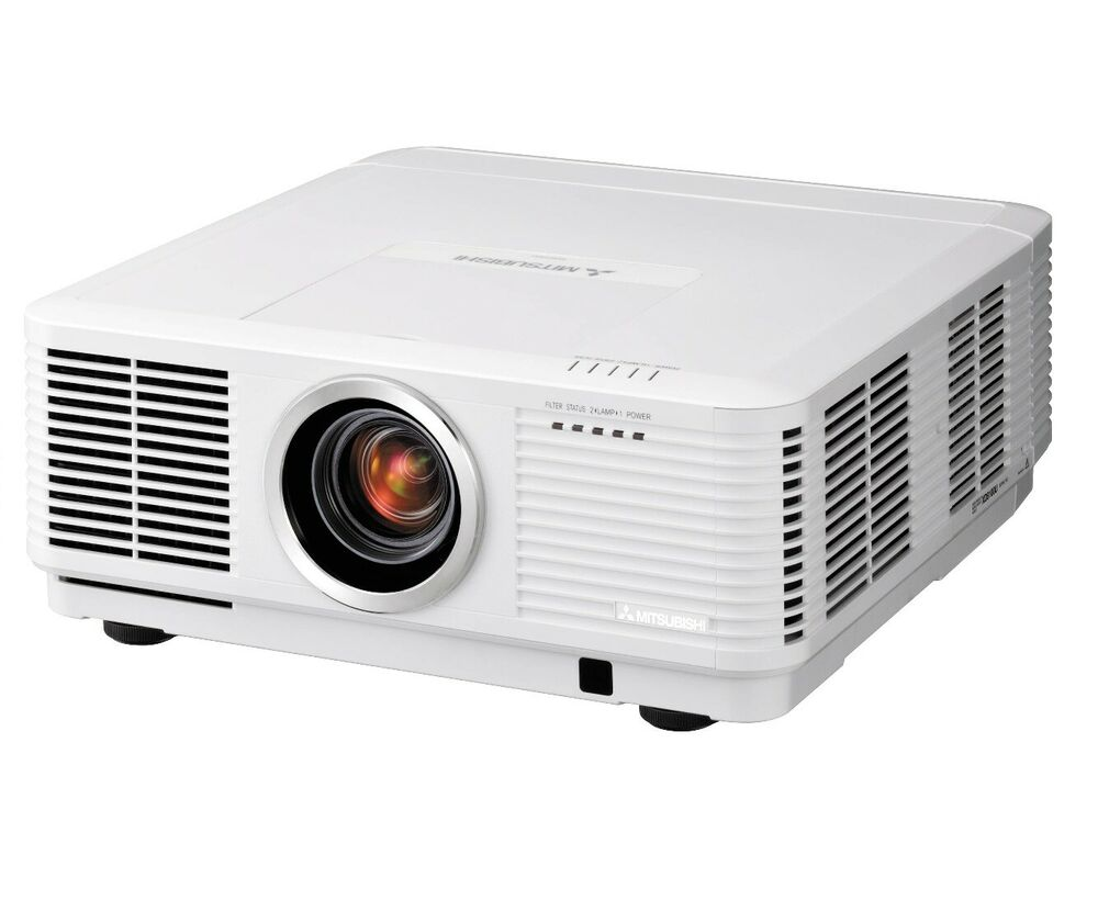 Cinego D 1000 Home Theater Dlp Dvd Player Projector New