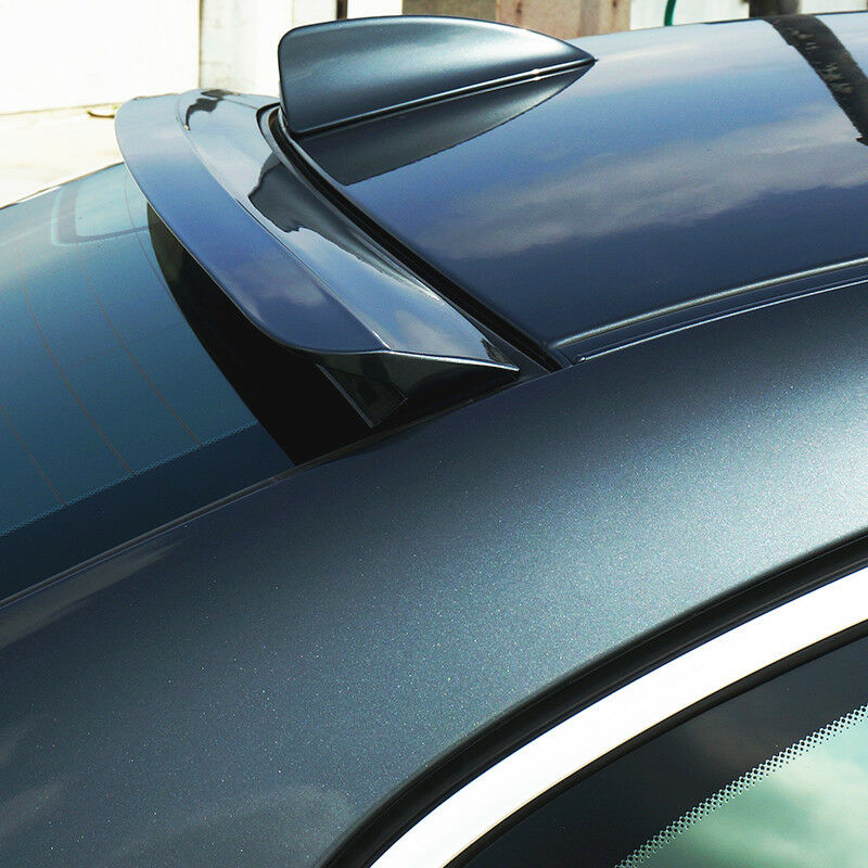 Painted 2004 2008 For Acura Tl Trunk Lip Spoiler Satin: Fyralip Forte Rear Window Roof Spoiler For Acura TL UA6
