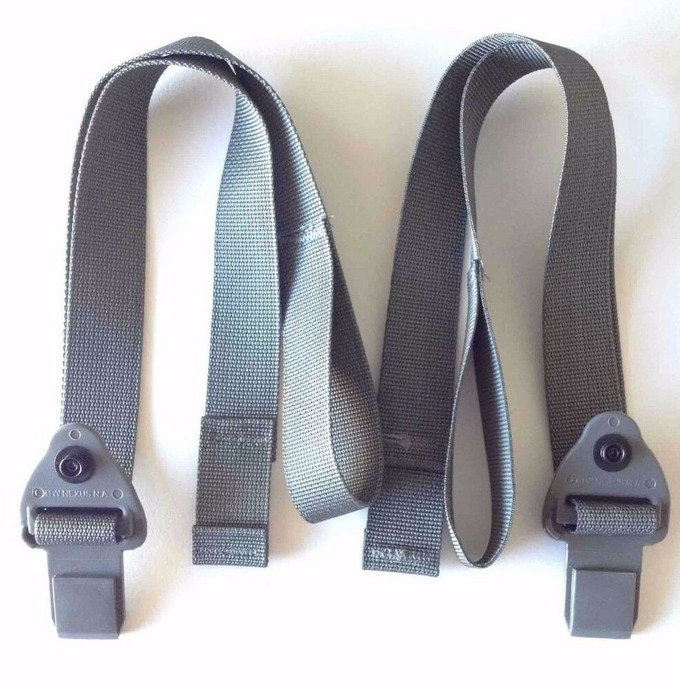 Male quick release straps buckle for molle assault