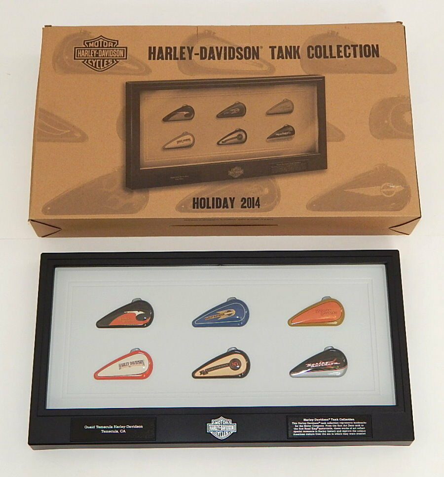 2014 Harley Davidson Holiday Collectible Limited Edition