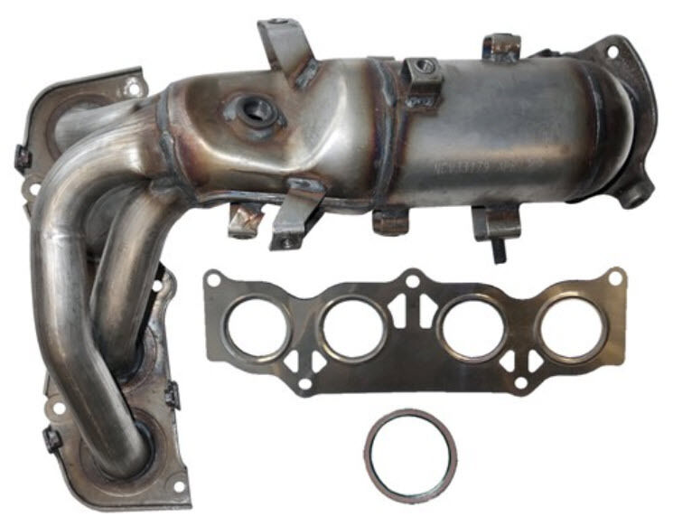 Direct Fit Catalytic Converter >> 2002 2003 2004 2005 2006 Toyota Camry 2.4 Catalytic ...