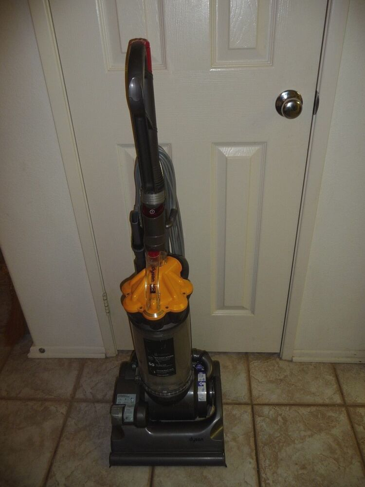 Dyson Dc33 Multi Floor Upright Bagless Vacuum Cleaner
