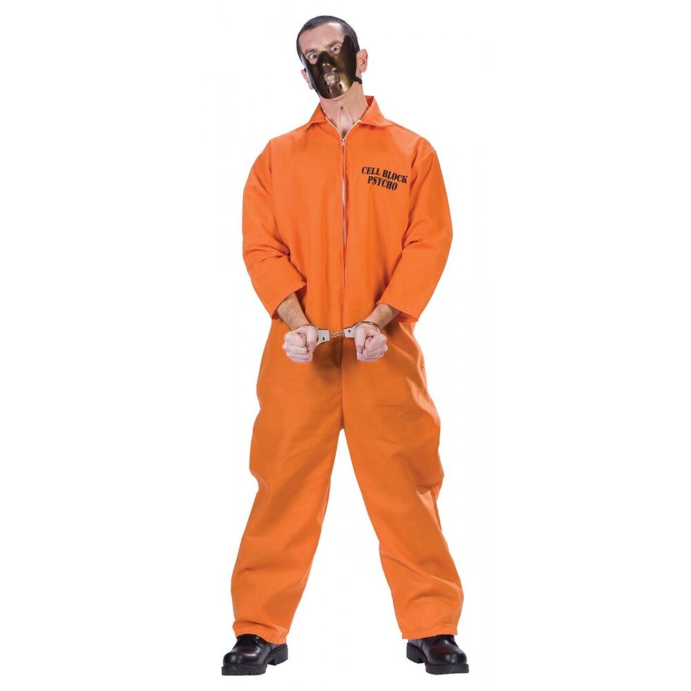 Prison Jumpsuit: Clothing, Shoes & Accessories | eBay