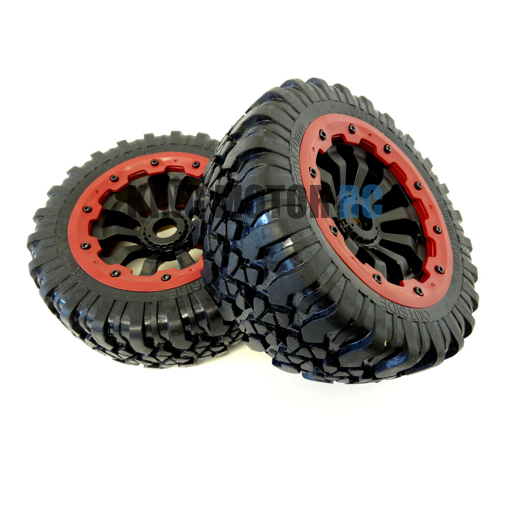 King Motor X2 Wheels (set of 2) Fits LOSI 5IVE T and Rovan LT 4WD Truck | eBay