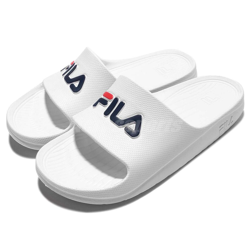 Fila Drifter Men S Shoes White Fila Navy Fila Red