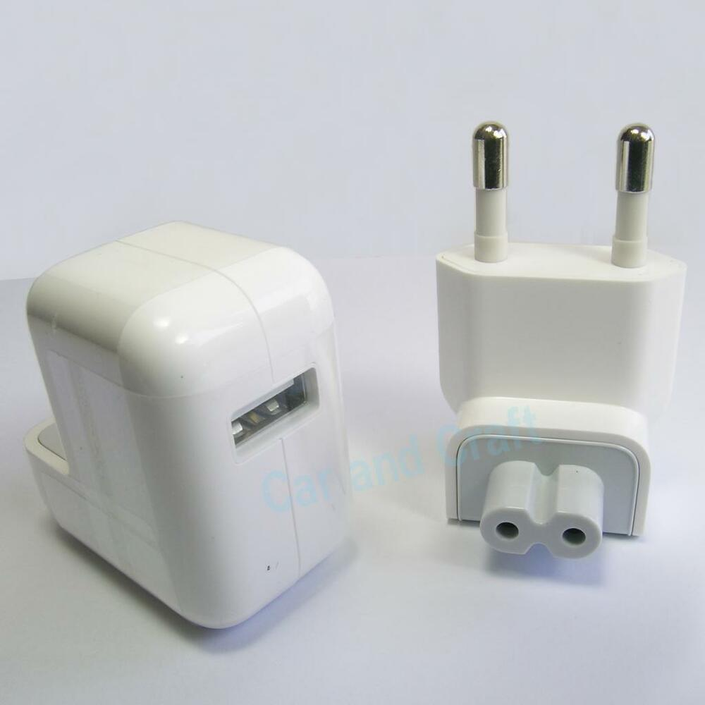 genuine apple ipad eu charger adapter a1357 10w original. Black Bedroom Furniture Sets. Home Design Ideas