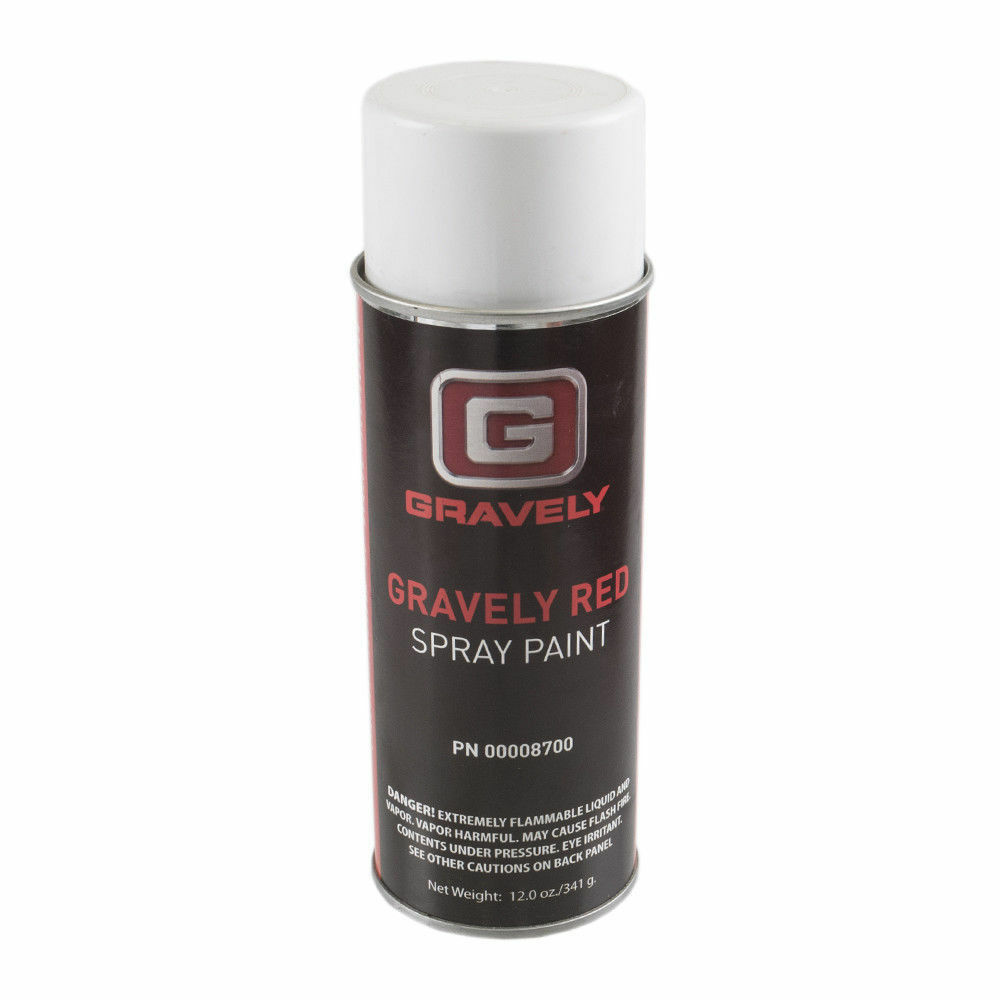 touch up paint oem genuine gravely touch up spray paint 12 oz 28625