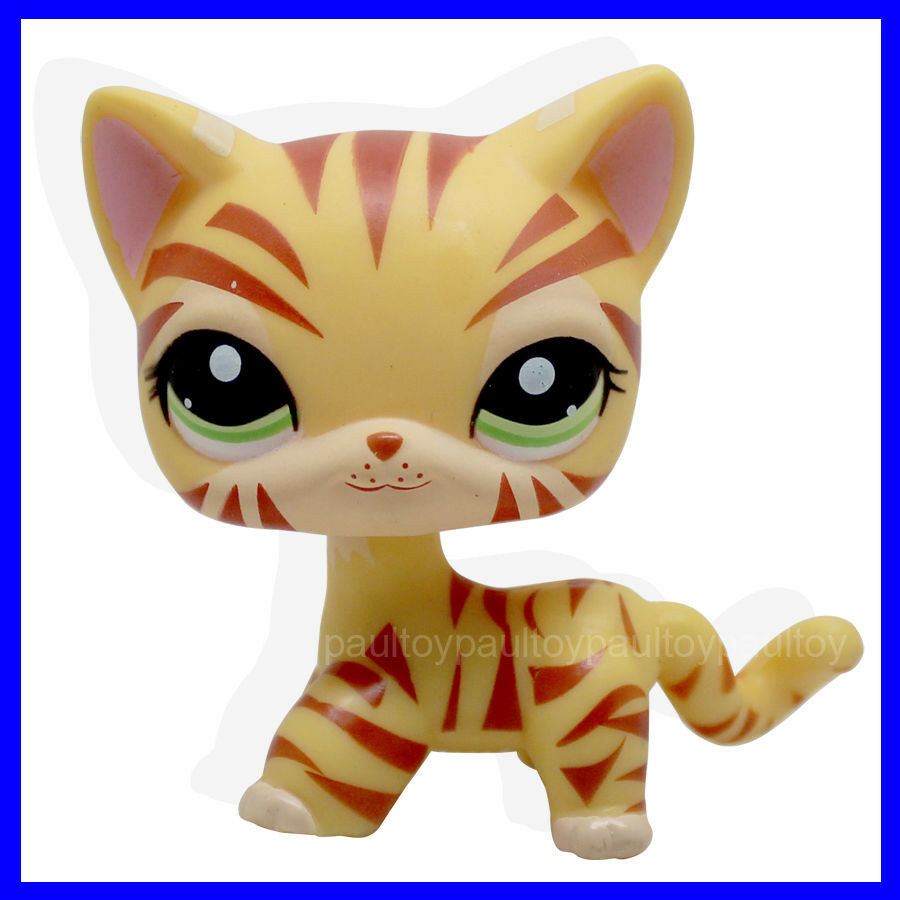 Littlest Pet Shop Cat B