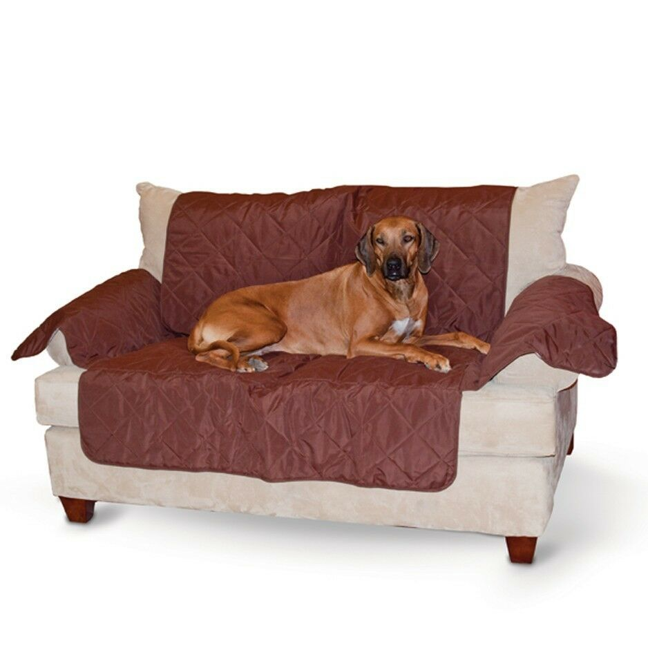 Kh Mfg Quilted Dog Cat Hair Dirt Furniture Couch Sofa