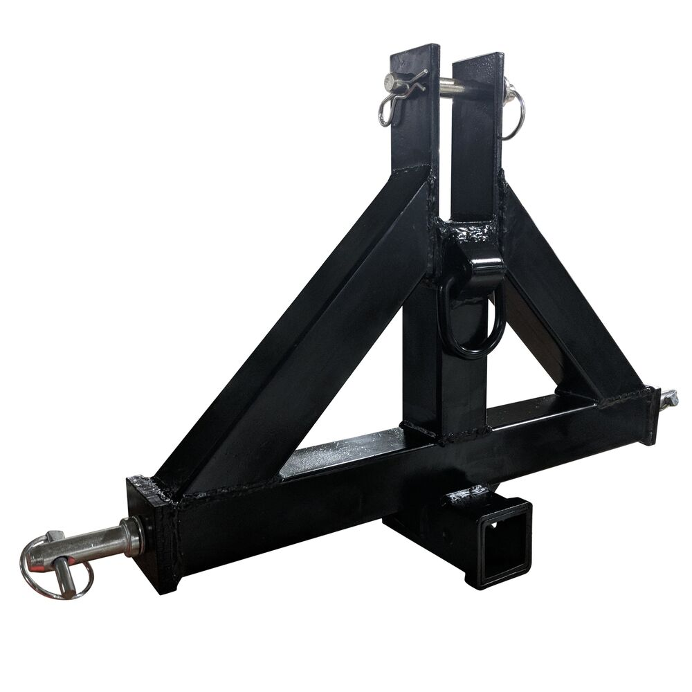 3 Point Hitch Handy : Titan heavy duty category point quot receiver hitch