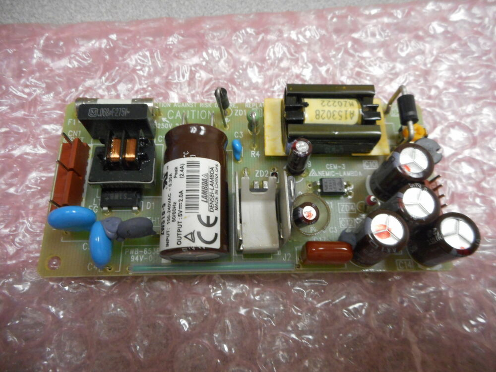 NEMIC LAMBDA CEM 3 ZWS10 5 POWER SUPPLY TUF 319 CCH
