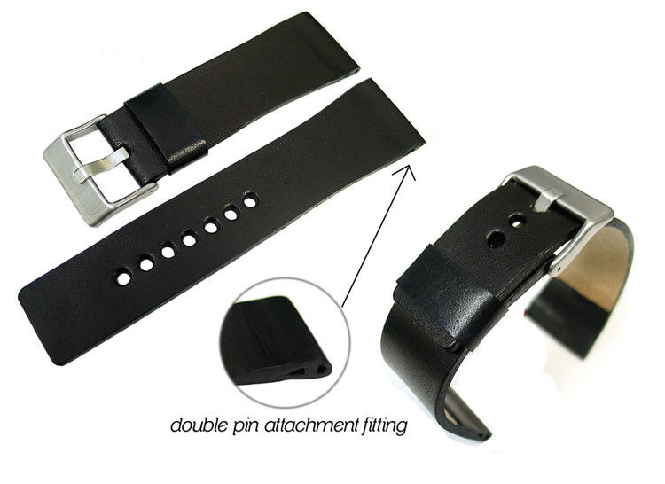 Genuine Leather Watch Strap / Band Replacement for Diesel ...