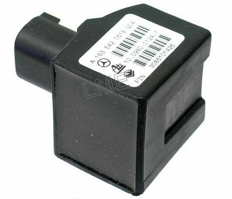 mercedes acceleration sensor esp w163 r170 w203 lateral acceleration srs genuine ebay. Black Bedroom Furniture Sets. Home Design Ideas