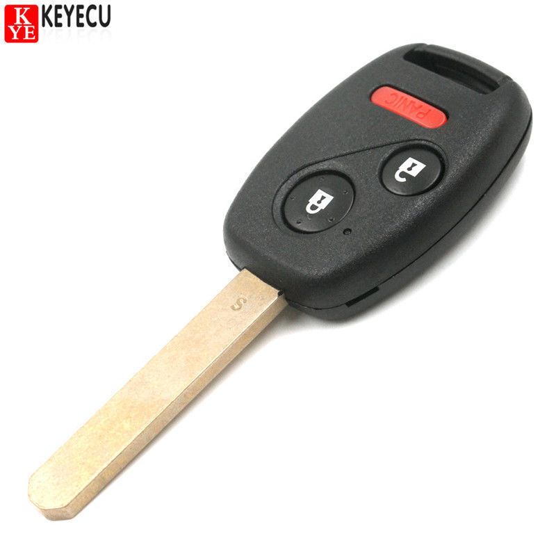 New Replacement Remote Car Key Fob For Honda 2005-2008