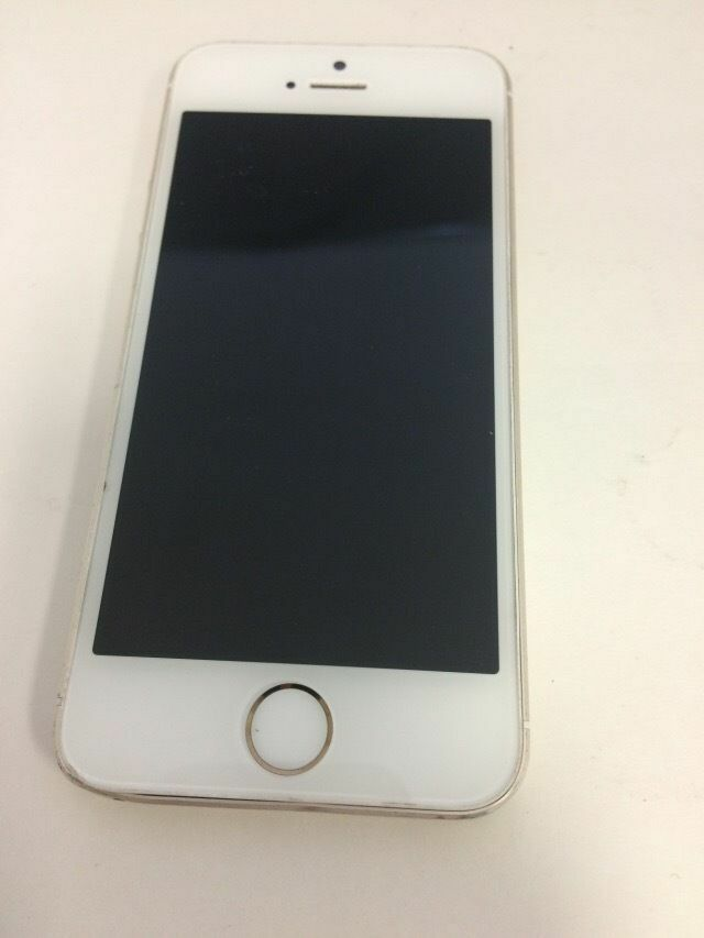 apple iphone 5s 16gb gold at t unlocked fair 885909727469. Black Bedroom Furniture Sets. Home Design Ideas