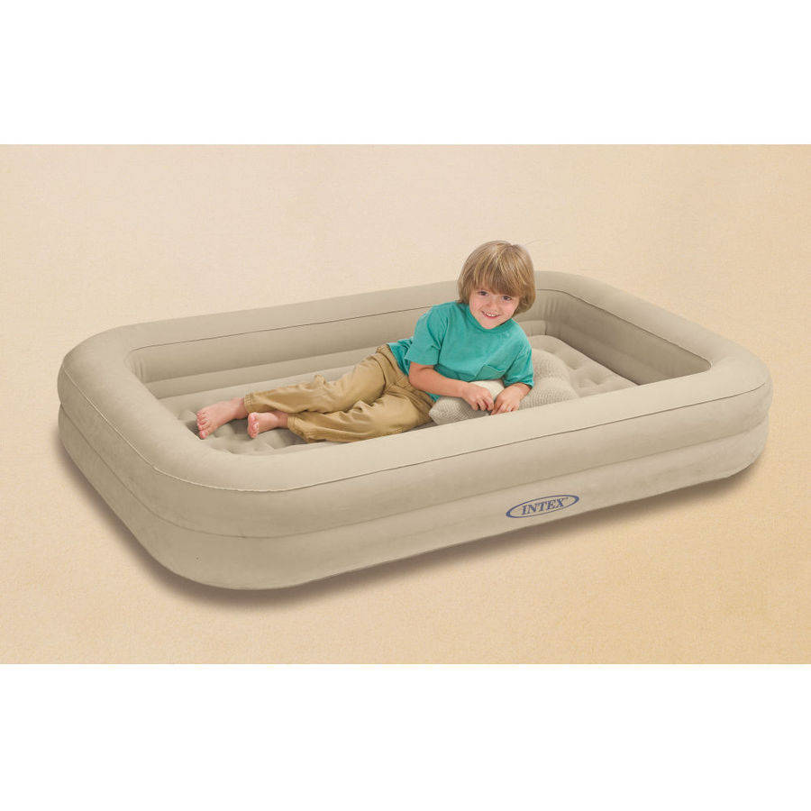 Intex Kidz Travel Bed Inflatable Mattress Air Bed Portable