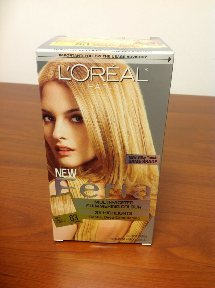 L'OREAL FERIA MULTI-FACETED SHIMMERING 3x Highlights ...