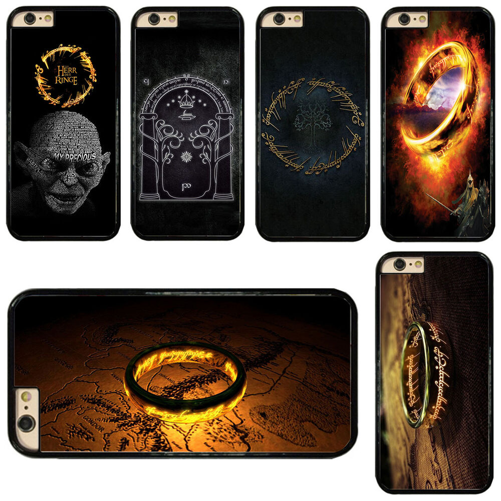 Lord Of The Rings Iphone  Plus Case