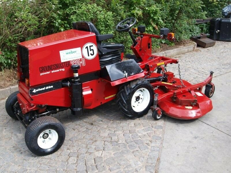 Toro Groundsmaster 300 Series Mower 345 322d 325d Workshop
